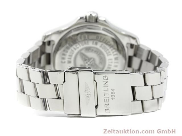 Used luxury watch Breitling Colt steel automatic Kal. ETA 2824-2 Ref. A17380  | 140099 13