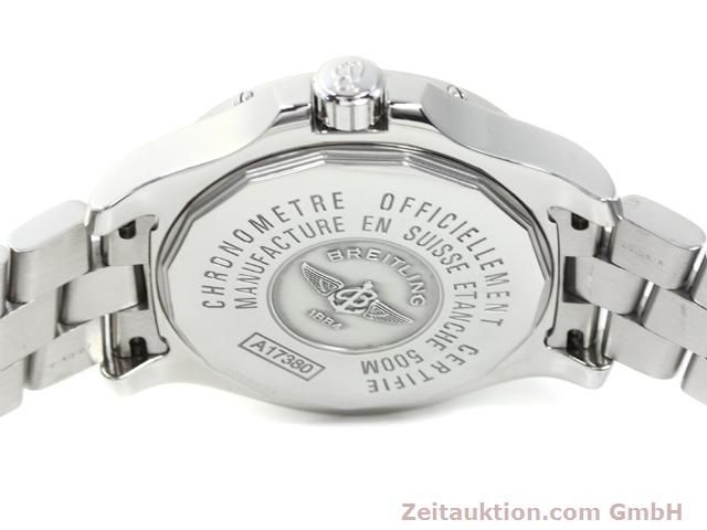 Used luxury watch Breitling Colt steel automatic Kal. ETA 2824-2 Ref. A17380  | 140099 14