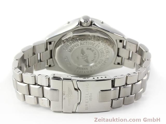 Used luxury watch Breitling Superocean steel automatic Kal. ETA 2824-2 Ref. A17340  | 140103 12