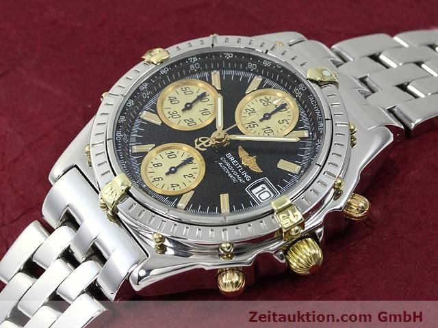 Used luxury watch Breitling Chronomat steel / gold automatic Kal. B1 (ETA 7750) Ref. B13050.1  | 140106 01