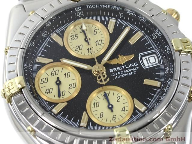 Used luxury watch Breitling Chronomat steel / gold automatic Kal. B1 (ETA 7750) Ref. B13050.1  | 140106 02