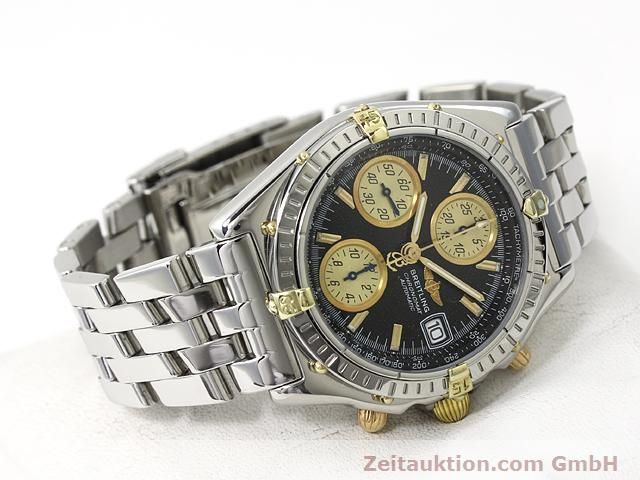 Used luxury watch Breitling Chronomat steel / gold automatic Kal. B1 (ETA 7750) Ref. B13050.1  | 140106 03