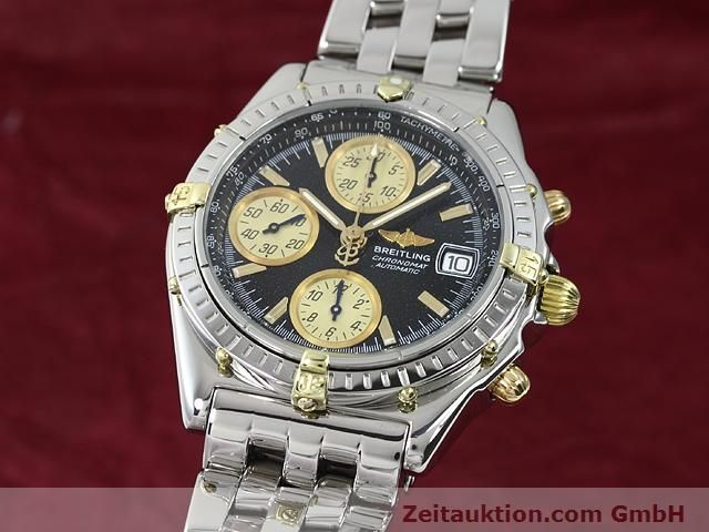 Used luxury watch Breitling Chronomat steel / gold automatic Kal. B1 (ETA 7750) Ref. B13050.1  | 140106 04