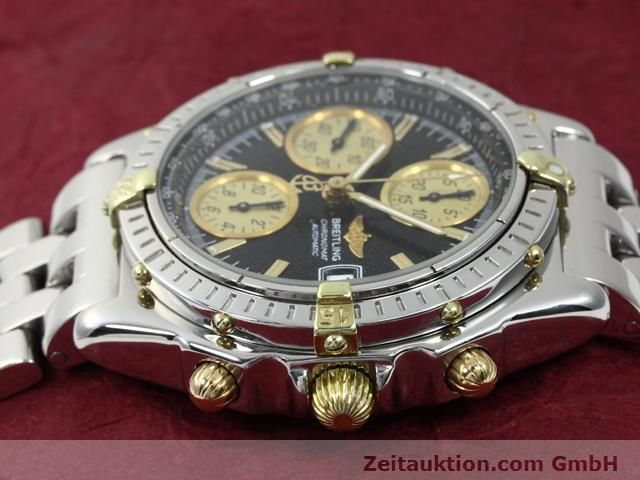 Used luxury watch Breitling Chronomat steel / gold automatic Kal. B1 (ETA 7750) Ref. B13050.1  | 140106 05
