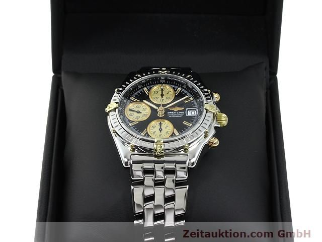Used luxury watch Breitling Chronomat steel / gold automatic Kal. B1 (ETA 7750) Ref. B13050.1  | 140106 07