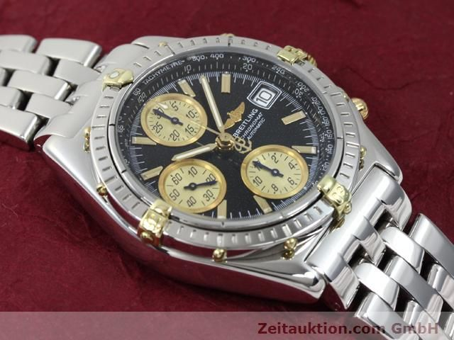 Used luxury watch Breitling Chronomat steel / gold automatic Kal. B1 (ETA 7750) Ref. B13050.1  | 140106 13