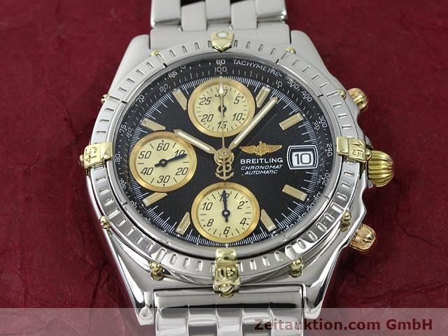 Used luxury watch Breitling Chronomat steel / gold automatic Kal. B1 (ETA 7750) Ref. B13050.1  | 140106 14