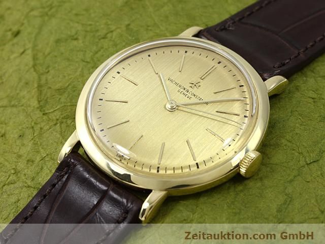 Used luxury watch Vacheron & Constantin * 18 ct gold manual winding Kal. 1002 Ref. 6044  | 140124 01