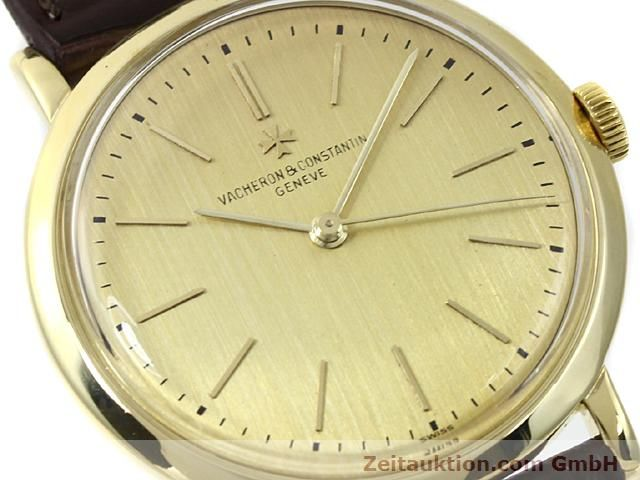 Used luxury watch Vacheron & Constantin * 18 ct gold manual winding Kal. 1002 Ref. 6044  | 140124 02