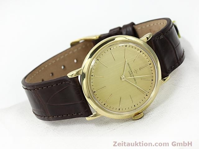 Used luxury watch Vacheron & Constantin * 18 ct gold manual winding Kal. 1002 Ref. 6044  | 140124 03