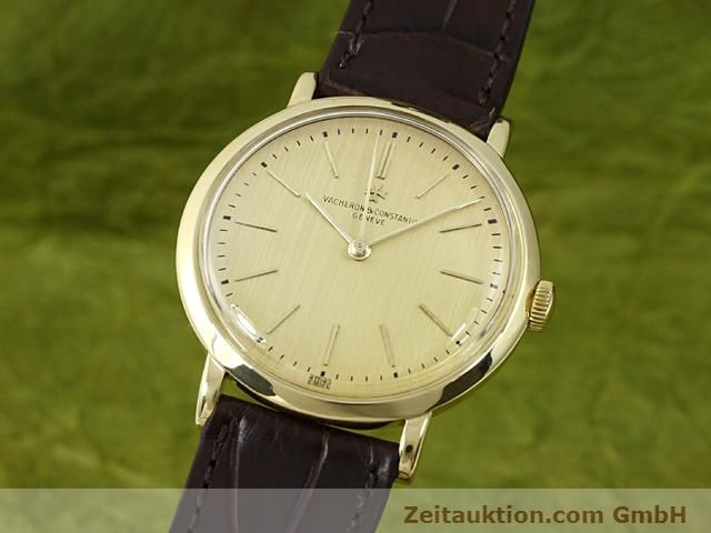 Used luxury watch Vacheron & Constantin * 18 ct gold manual winding Kal. 1002 Ref. 6044  | 140124 04