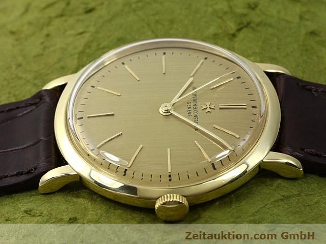 Used luxury watch Vacheron & Constantin * 18 ct gold manual winding Kal. 1002 Ref. 6044  | 140124 05