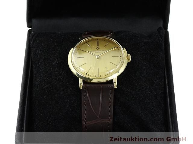 Used luxury watch Vacheron & Constantin * 18 ct gold manual winding Kal. 1002 Ref. 6044  | 140124 07