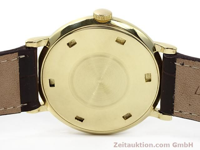 Used luxury watch Vacheron & Constantin * 18 ct gold manual winding Kal. 1002 Ref. 6044  | 140124 08