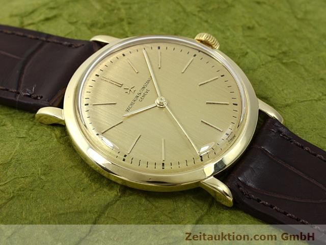 Used luxury watch Vacheron & Constantin * 18 ct gold manual winding Kal. 1002 Ref. 6044  | 140124 12