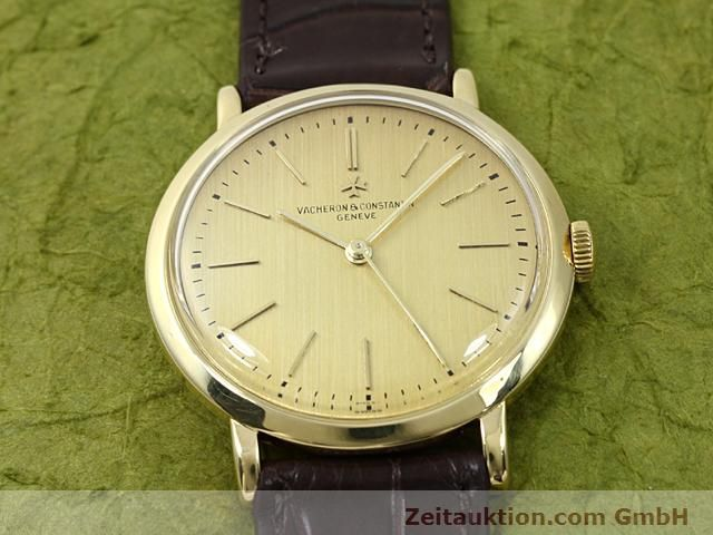 Used luxury watch Vacheron & Constantin * 18 ct gold manual winding Kal. 1002 Ref. 6044  | 140124 13