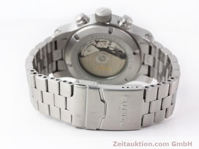 Used luxury watch Fortis B42 steel automatic Kal. ETA7750 Ref. 637.10.172  | 140127 11