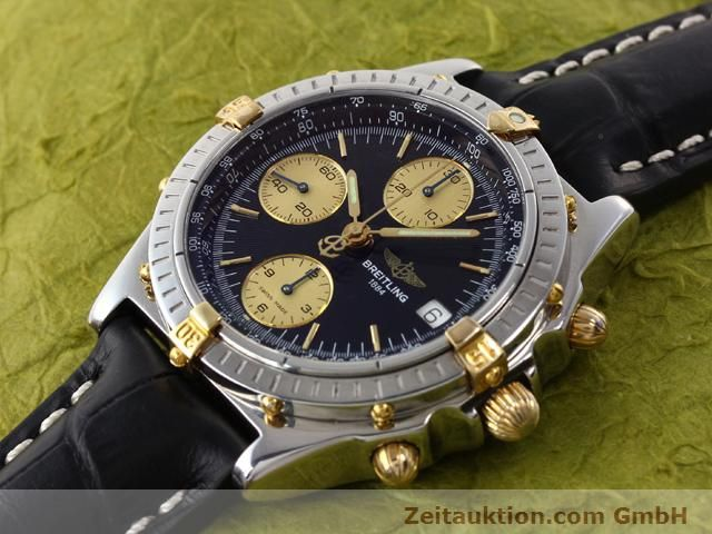 Used luxury watch Breitling Chronomat steel / gold automatic Kal. ETA 7750 Ref. B13050  | 140131 01
