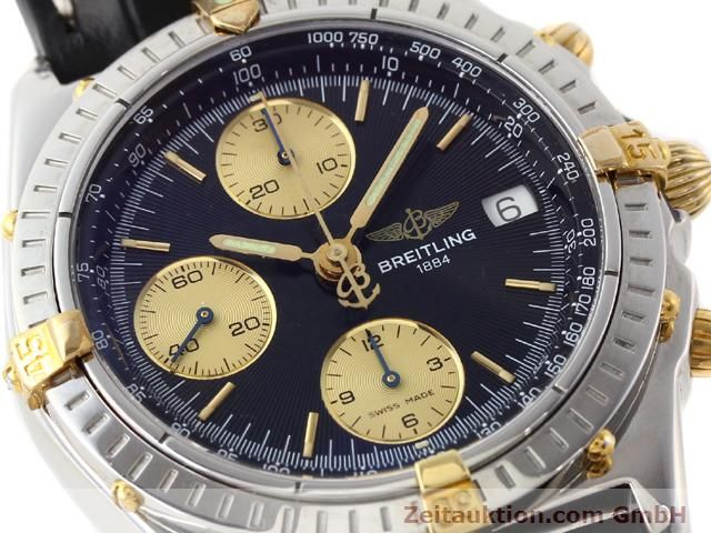 Used luxury watch Breitling Chronomat steel / gold automatic Kal. ETA 7750 Ref. B13050  | 140131 02
