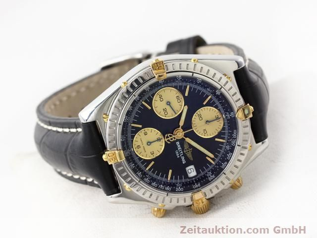 Used luxury watch Breitling Chronomat steel / gold automatic Kal. ETA 7750 Ref. B13050  | 140131 03