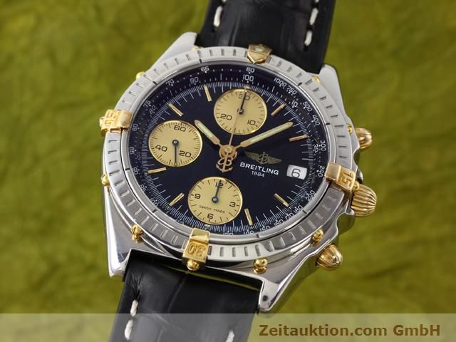 Used luxury watch Breitling Chronomat steel / gold automatic Kal. ETA 7750 Ref. B13050  | 140131 04