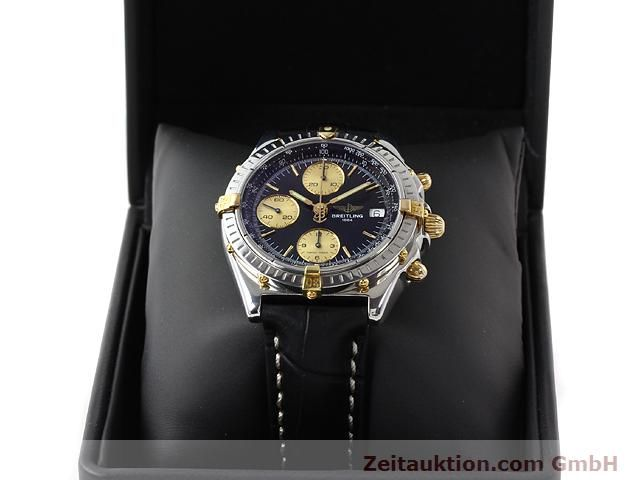 Used luxury watch Breitling Chronomat steel / gold automatic Kal. ETA 7750 Ref. B13050  | 140131 07