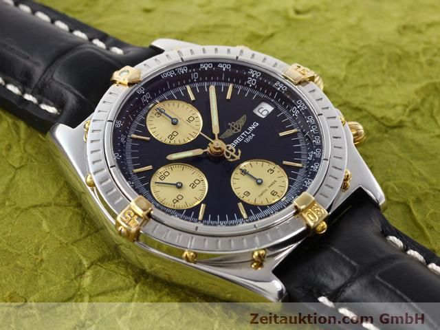Used luxury watch Breitling Chronomat steel / gold automatic Kal. ETA 7750 Ref. B13050  | 140131 12