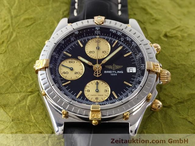 Used luxury watch Breitling Chronomat steel / gold automatic Kal. ETA 7750 Ref. B13050  | 140131 13