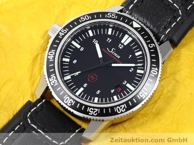 Used luxury watch Sinn EZM3 steel automatic Ref. 603.4072  | 140138 01