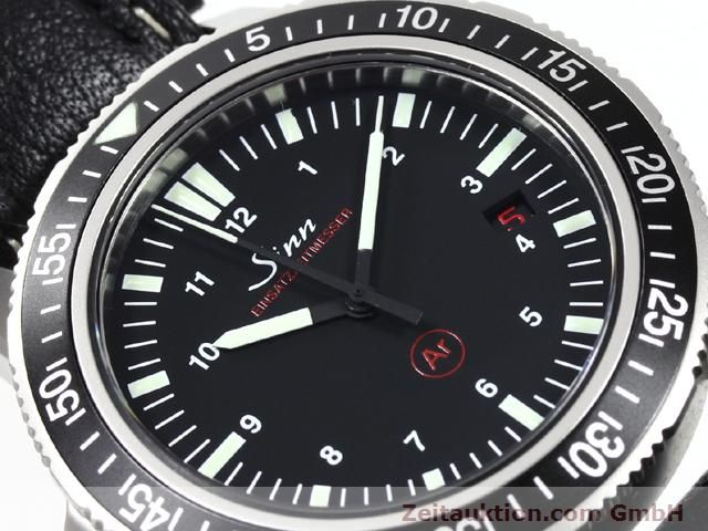Used luxury watch Sinn EZM3 steel automatic Ref. 603.4072  | 140138 02