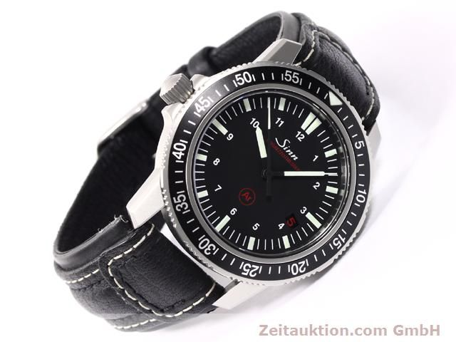 Used luxury watch Sinn EZM3 steel automatic Ref. 603.4072  | 140138 03