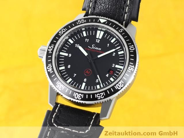 Used luxury watch Sinn EZM3 steel automatic Ref. 603.4072  | 140138 04
