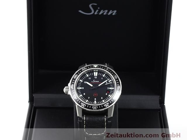 Used luxury watch Sinn EZM3 steel automatic Ref. 603.4072  | 140138 07