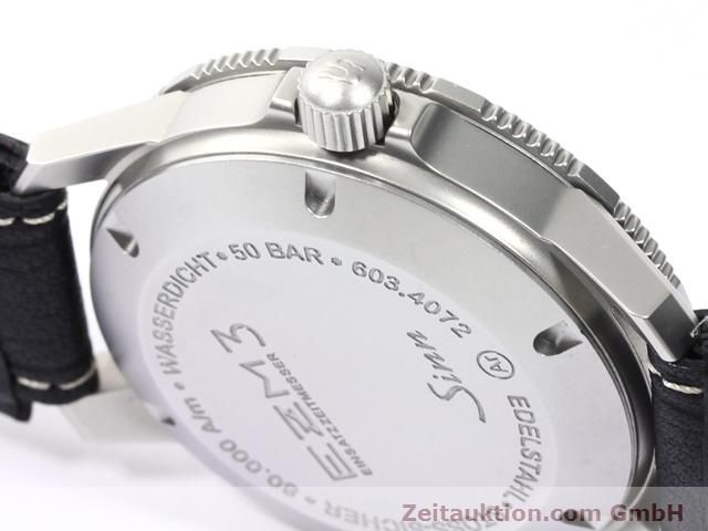 Used luxury watch Sinn EZM3 steel automatic Ref. 603.4072  | 140138 10