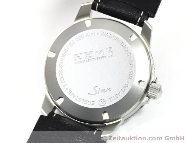 Used luxury watch Sinn EZM3 steel automatic Ref. 603.4072  | 140138 11