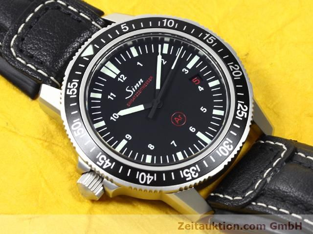 Used luxury watch Sinn EZM3 steel automatic Ref. 603.4072  | 140138 14