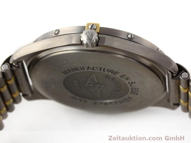 Used luxury watch Breitling Aerospace titanium / gold quartz Ref. F65062  | 140142 10