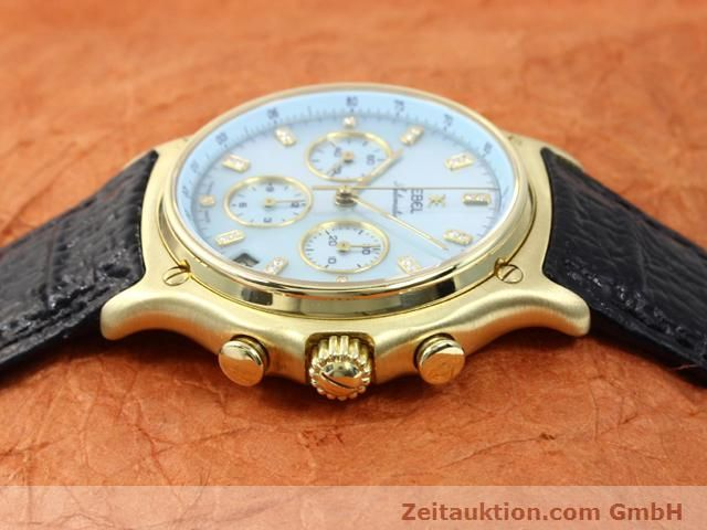 Used luxury watch Ebel 1911 18 ct gold automatic Kal. 134 (400 El Primero) Ref. 8134901  | 140143 05