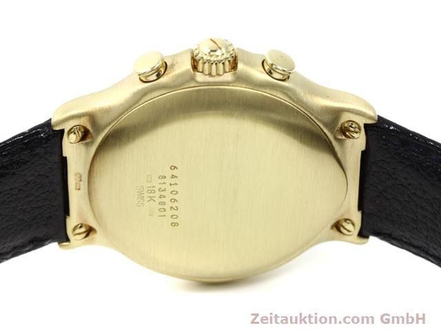 Used luxury watch Ebel 1911 18 ct gold automatic Kal. 134 (400 El Primero) Ref. 8134901  | 140143 13