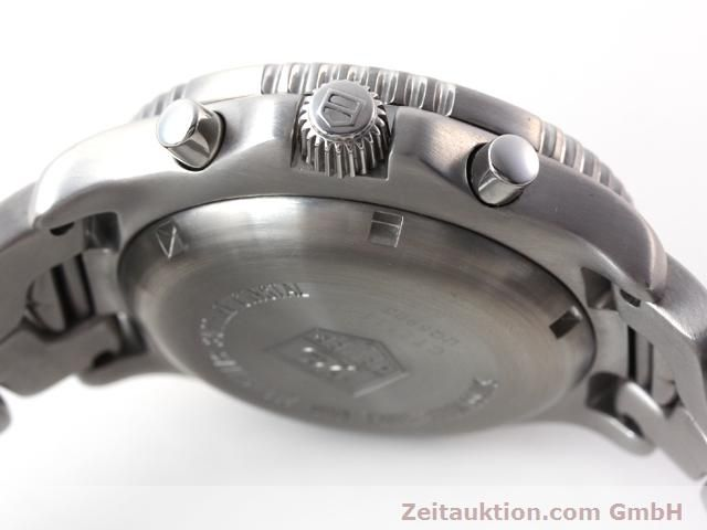 Used luxury watch Tag Heuer Professional steel automatic Ref. CT2111  | 140145 11