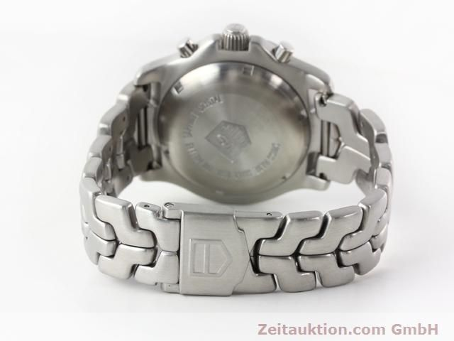 Used luxury watch Tag Heuer Professional steel automatic Ref. CT2111  | 140145 12