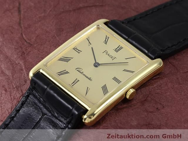 Used luxury watch Piaget * 18 ct gold automatic Kal. 25P Ref. 531  | 140148 01