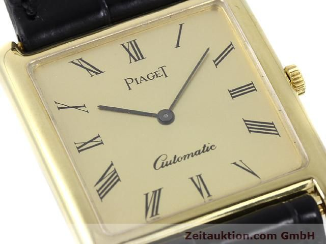Used luxury watch Piaget * 18 ct gold automatic Kal. 25P Ref. 531  | 140148 02