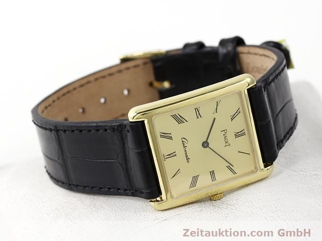 Used luxury watch Piaget * 18 ct gold automatic Kal. 25P Ref. 531  | 140148 03