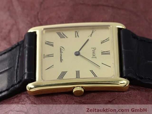 Used luxury watch Piaget * 18 ct gold automatic Kal. 25P Ref. 531  | 140148 05