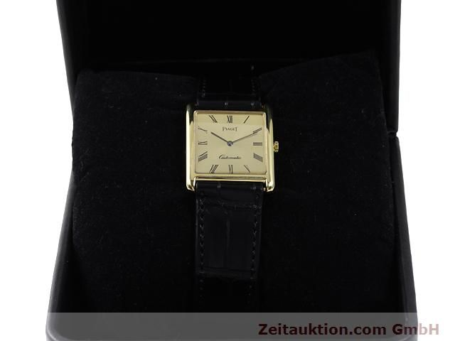 Used luxury watch Piaget * 18 ct gold automatic Kal. 25P Ref. 531  | 140148 07
