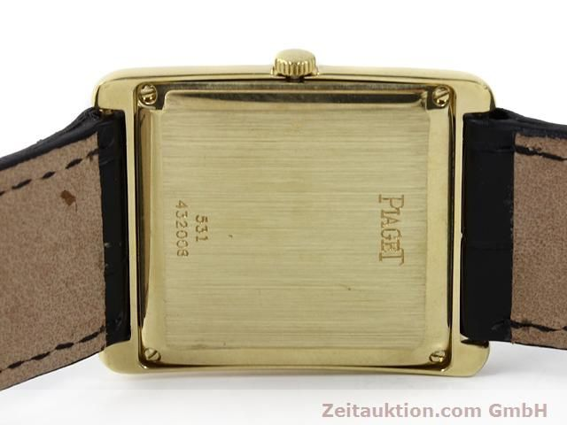 Used luxury watch Piaget * 18 ct gold automatic Kal. 25P Ref. 531  | 140148 09