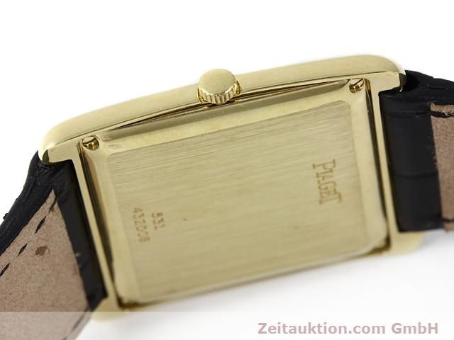 Used luxury watch Piaget * 18 ct gold automatic Kal. 25P Ref. 531  | 140148 12