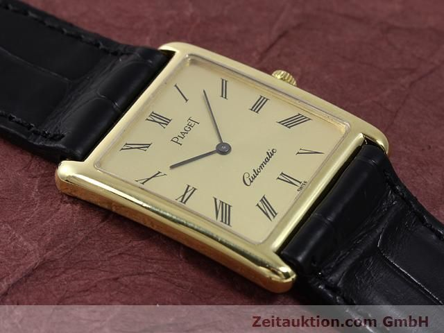 Used luxury watch Piaget * 18 ct gold automatic Kal. 25P Ref. 531  | 140148 15