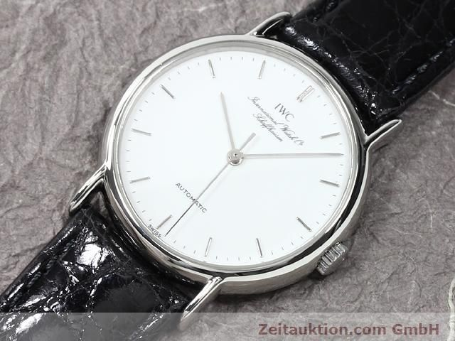 Used luxury watch IWC Portofino steel automatic Kal. 37521 Ref. 3513  | 140149 01
